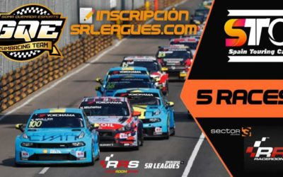 SPAIN TOURING CAR GQ – RRS E-SPORTS