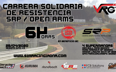 I  SOLIDARITY RESISTANCE RACE SRP – OPEN ARMS
