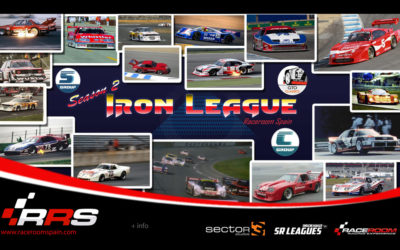 IRON LEAGUE S2: IMSA VINTAGE