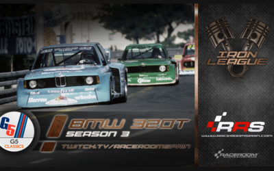IRON LEAGUE SEASON 3: BMW 320 TURBO CUP